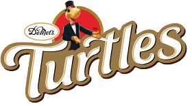 DeMet's Turtles Logo - Footer